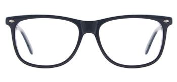 Men Classic Eyeglasses Big Oval Quality Acetate Prescription Spectacles For Lenses Of Progressive Myopia Reading