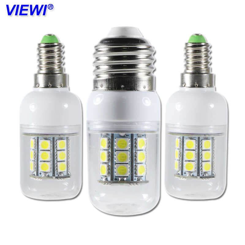 Lampadine G9 Led.Viewi Lampadina Led E27 E14 B22 Gu10 G9 Ac Dc 12v 24v White Bulb Light 5050 12 24 Volt 5w Candle Corn Bulbs Lighting Home Lamp
