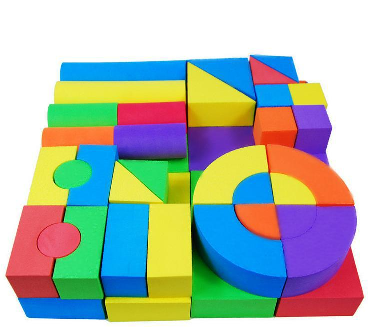 Baby foam blocks promotion shop for promotional baby foam for Foam block construction