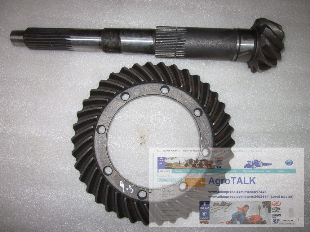 FT304.38J.115 FT304.38.141, the small bevel gear shaft with big spiral bevel gear for Foton LZT tractor FT304-454 LZT304-LZT454 ft304 31f 138 ft304 31f 131 the mid driving bevel gear and main bevel gear for foton lzt tractor ft304 454 lzt304 lzt454