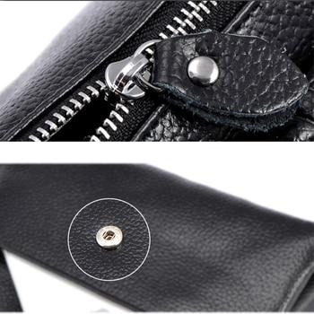 Genuine Leather Clutch  5