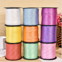 91m Long Silk Satin Ribbon 10mm Wide Party Home Wedding Decoration Gift Wrapping Christmas New Year