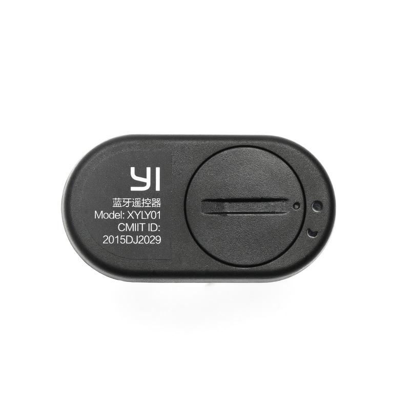 цена Portable Bluetooth Remote Controller for Xiaomi Yi 4K Camera Bluetooth Shutter for Xiaomi Yi II Action Camera