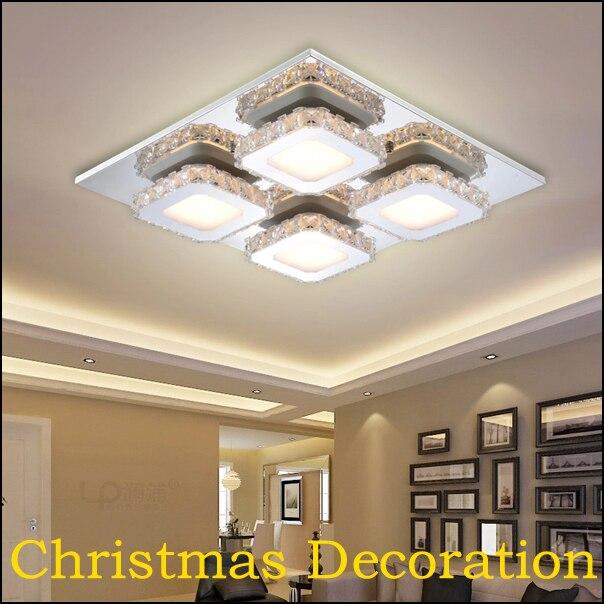 Moderne led plafonnier luminaire pour la décoration salon encastré ...