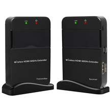 Playvision Wireless HDMI 60G Extender 30m supports resolutions up to 1080p Full HD 3DTV CEC and 7.1-channels