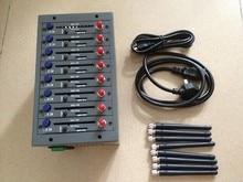 Hotselling 8 портов смс gsm gprs модем бассейн с wavecom модуль