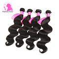 8A New Queen Hair Brazilian Body Wave 100% Unprocessed Virgin Hair Brazilian Body Wave Weave Fashow Hair Brazilian Hair Bundles