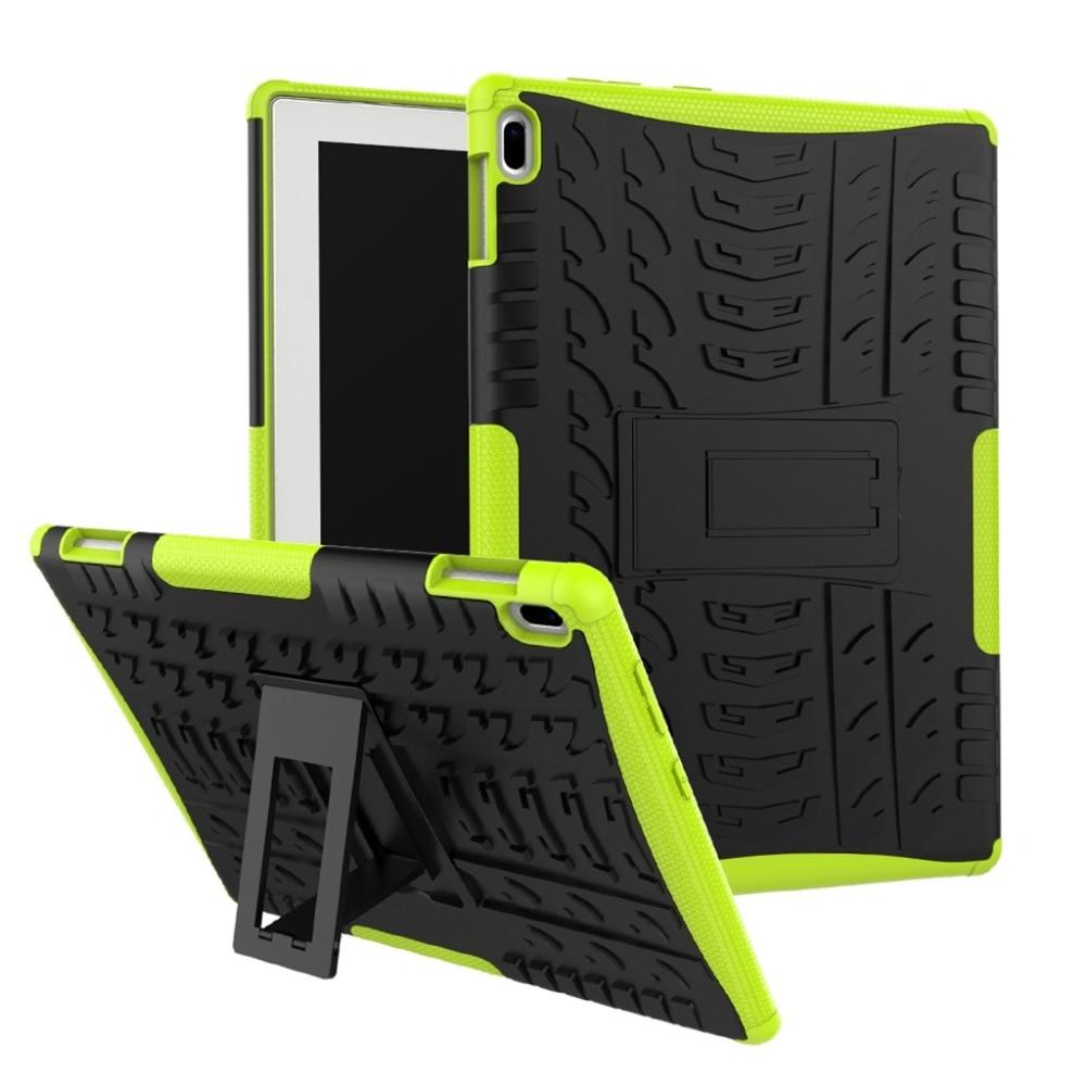 Case For Lenovo Tab 4 10 TB-X304L TB-X304F TB-X304N Armor Rugged Hybrid Hard PC Soft TPU Protection Shell Funda+Stylus Pen+Gift.