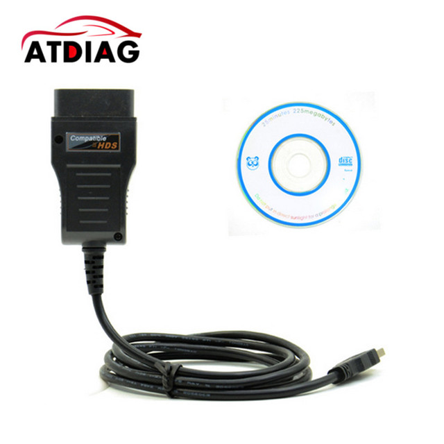 Wholesale For H-onda for HD*S Cable, for HD*S Cable OBD2 Diagnostic Cable with free shipping