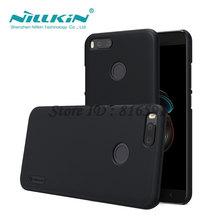 Nillkin Xiaomi Mi A1 Case Xiaomi Mi 5X Case Frosted Shield Hard Back Cover for Xiaomi Mi 5X / Mi A1 / Mi5X Gift Screen Protector