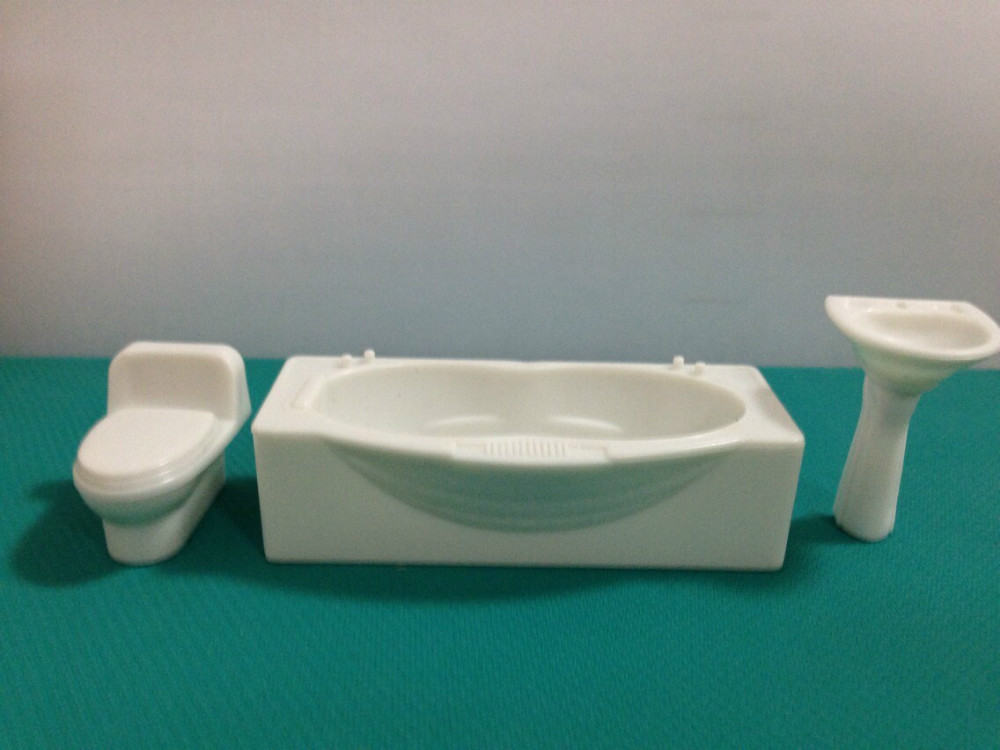 120 Scale ABS Plastic Scale Model Furniture In Washing