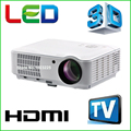 5500 lumens acessórios lcd inteligente tv led projetor full hd 1920x1080 3d home theater projetor de vídeo proyector projektor beamer