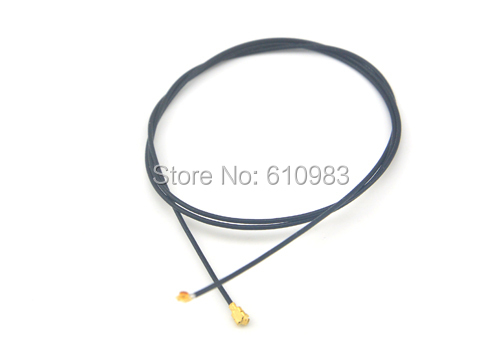 2 Pcs Extension Jumper cord ipx male plug to u.fl / ipx female jack terminal block 1.13 connector RF  pigtail cable 50cm,60cm rf coaxial wire connector ms156 to f female bulkhead jack rg316 pigtail cable rf adapter extension cord rf jumper cable