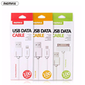 Remax USB К Micro USB Мобильного Телефона Кабель для Передачи Данных Кабель для Зарядки Быстро зарядный Кабель Для iPhone 4 4 6 Плюс Для ipad Для Android