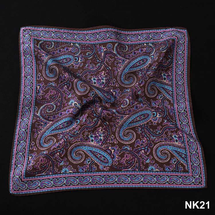 NK21 HN10Z Brown Purple Paisley (2)