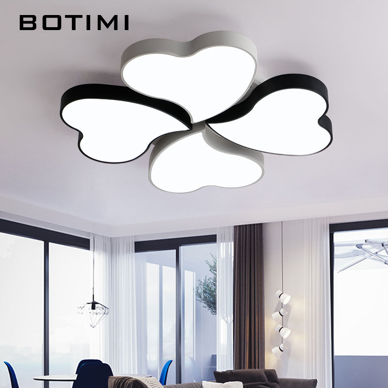 Hearty Botimi Led Ceiling Lights Colorful Ceiling Mounted For Living Room Round Bedroom Lamp Metal Frame Kitchen Lighting Fixture Lights & Lighting