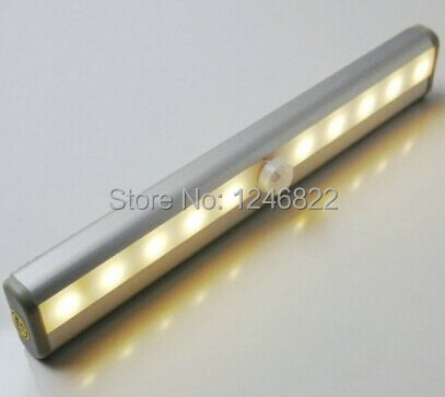 Wireless Motion Touched Cabinet Led Night Light Stairs Light