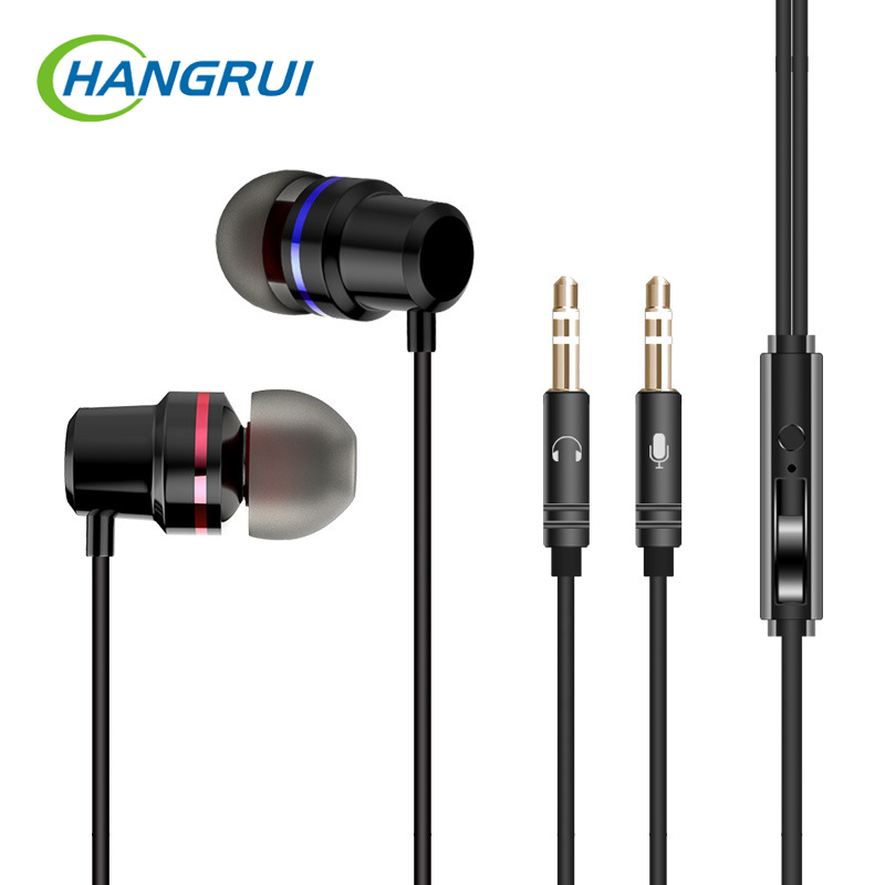 T1 in-ear earphones with microphone stereo bass music earbuds gaming headset for xiaomi sport earphone for iphone fone de ouvido qkz ck5 earphone sport earbuds stereo for apple xiaomi samsung music cell phone running headset dj with hd mic fone de ouvido
