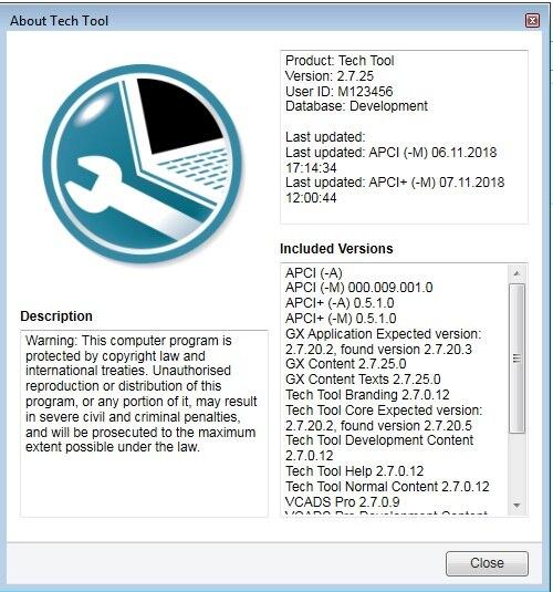 Премиум технологический инструмент 2,7 + инструмент разработчика + инструмент поддержки + онлайн воздействие США + онлайн установка для volvo [П