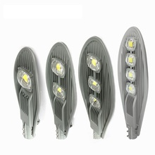 4pcs COB Led Street Lamp IP65 Waterproof 50W 100W 150W  Streeting Light 110V 220V 230V 240V Outdoor Spotlight