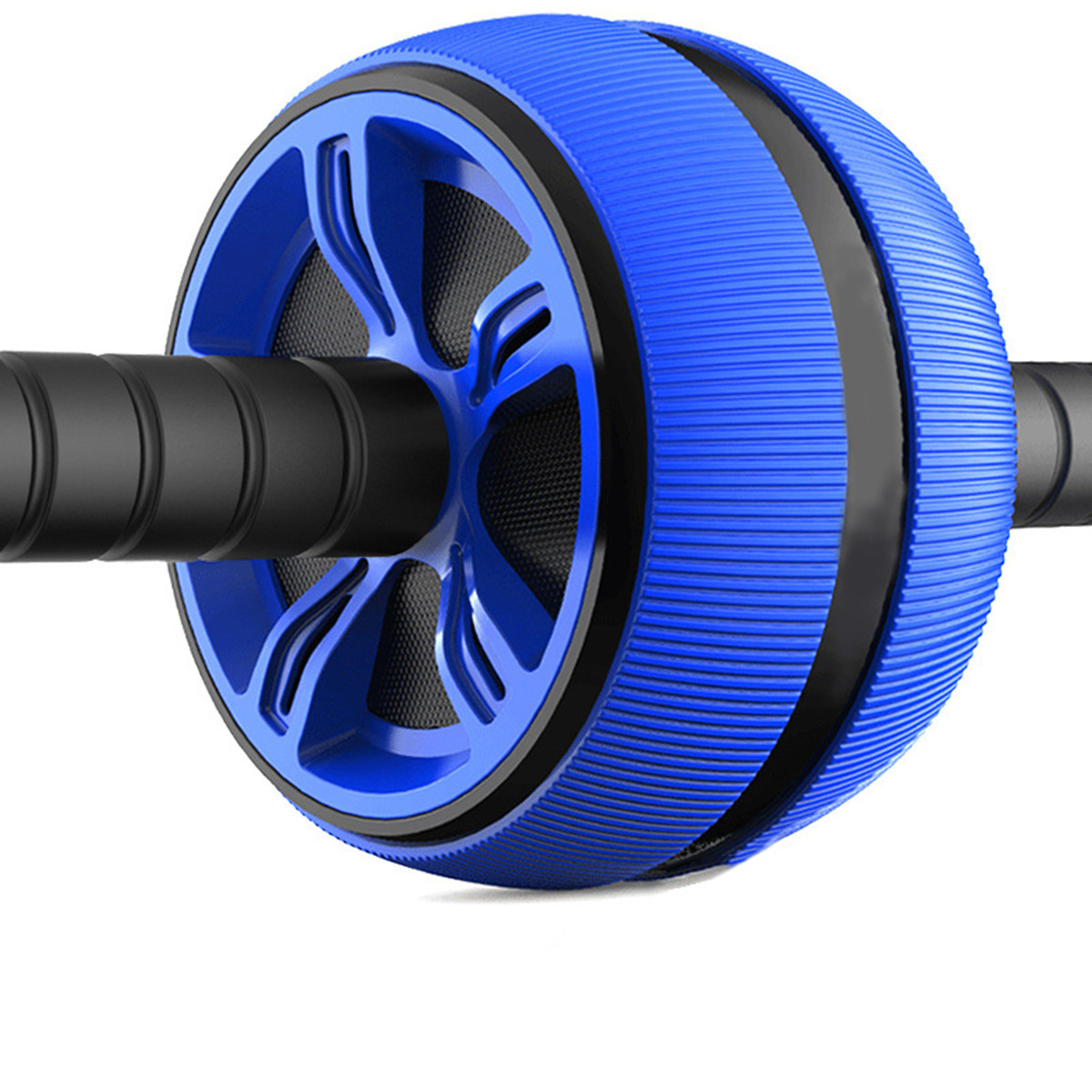 Abs Roller with Strong Bearing Capacity Ideal for burning Extra Calories from Arms Back and Belly 7