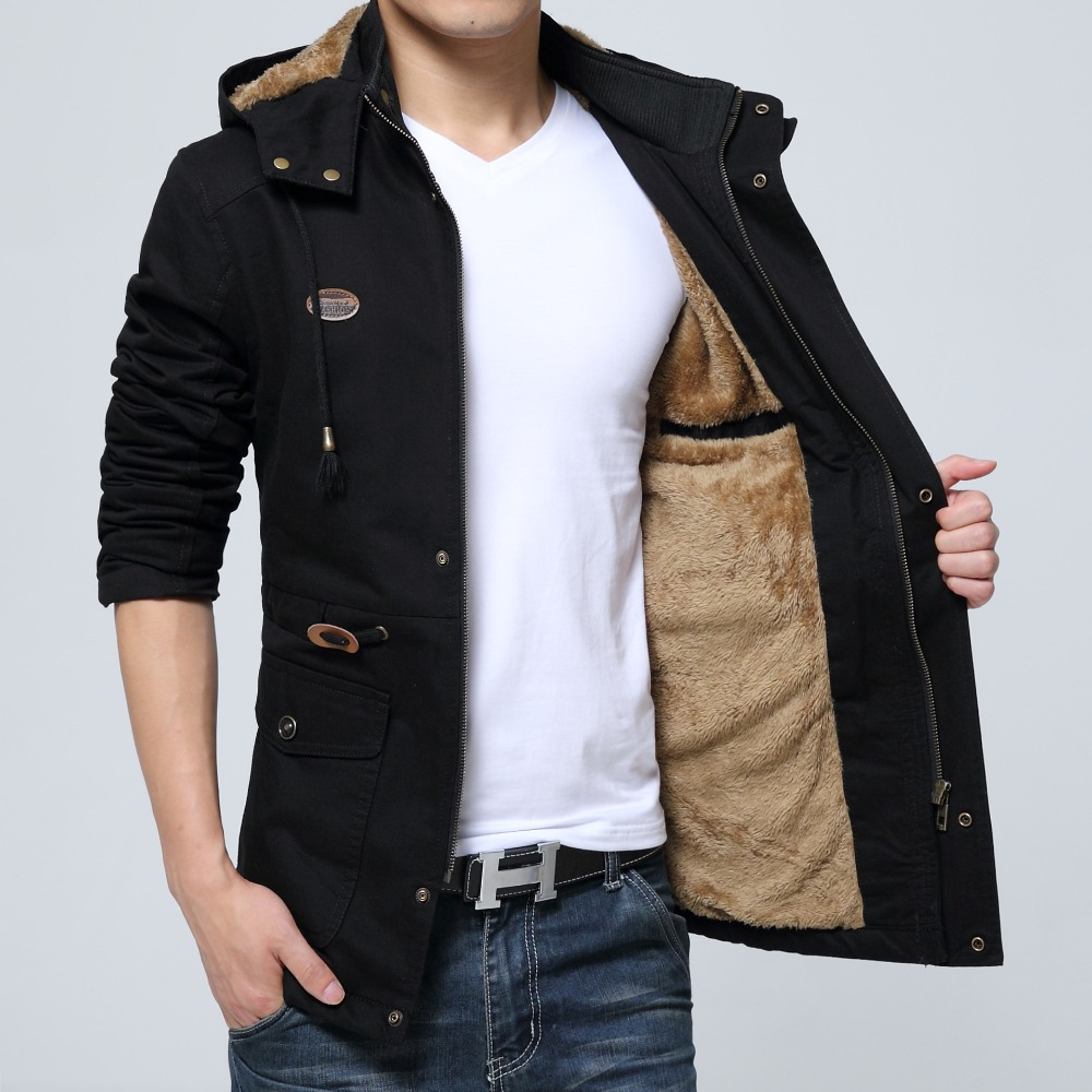 Compare Prices on Hooded Bomber Jacket Men- Online Shopping/Buy ...