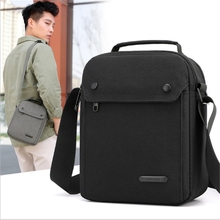 2019 New Mans Bag Casual High Quality Waterproof Handbags  Practical Bags Men Shoulder Business Messenger
