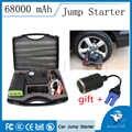 緊急電源銀行ミニ車のジャンプスターター 600A 12 12v ポータブル車の自動車電動ポンプエアーコンプレッサータイヤインフレータ 150PSI