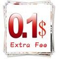 $1 Taxa Extra para Os Compradores