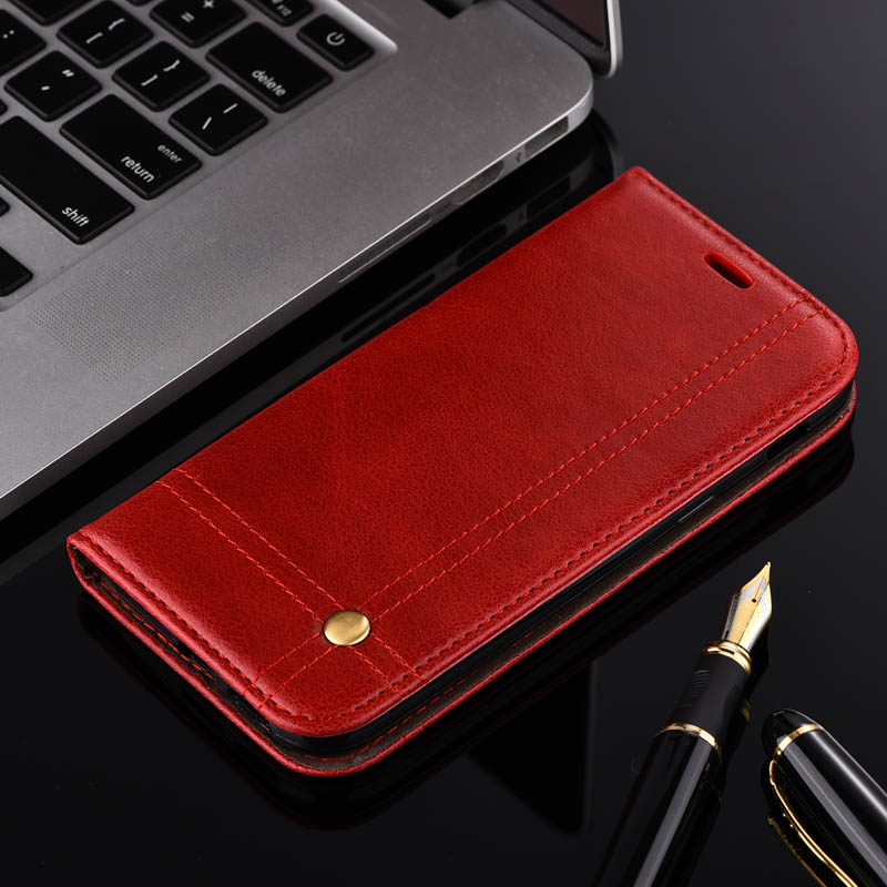 JOVO PU Leather Wallet Men Female Women Purse Credit Card Holder Phone Bag Case For iPhone 7 7 Plus
