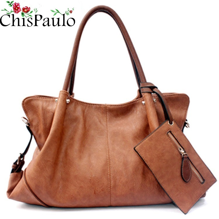 Genuine Leather Famous Brands Designer Handbags High Quality Women's Shoulder Chain Bags Casual Women Purses Handbags Ses T610 chispaulo women genuine leather handbags cowhide patent famous brands designer handbags high quality tote bag bolsa tassel c165