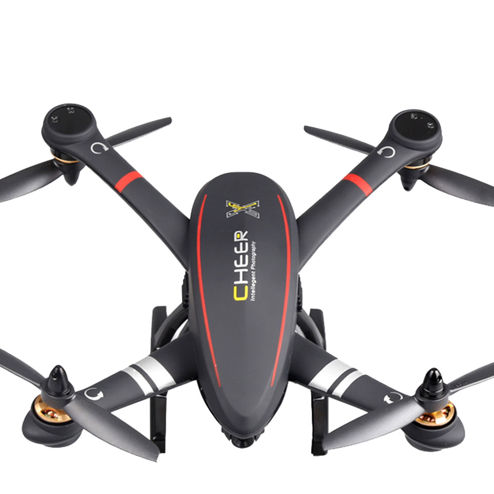 Cheerson CX-23 Mini Drone With Camera HD Brushless RC Quadrocopter Selfie Helicopter Aircraft OSD GPS 5.8G FPV Dron FJ88