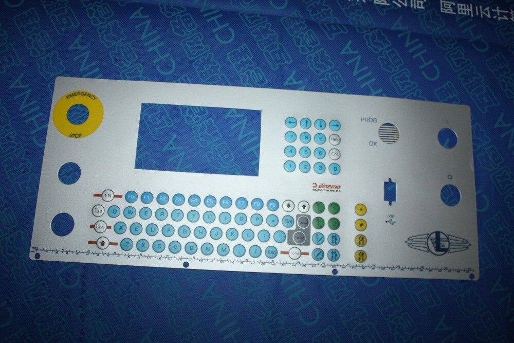Lonati Socks Machine GL61Q / GL615 Keyboard 0439496 / Lonati 0439496 lonati g615l gl61q gl616d socks machine use throat plate d4380894