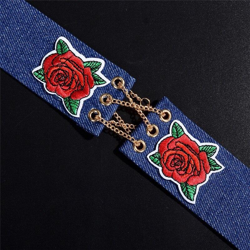Ribbon Embroidery Heart