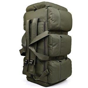 Image 4 - Männer Reisetaschen Große Kapazität Wasserdichte Tote Tragbare Gepäck Täglichen Handtasche Bolsa Multifunktions gepäck duffle tasche