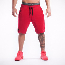 New Brand High Quality Men shorts Bodybuilding Fitness Gasp gymaesthetics basketballRunning workout jogger shorts golds