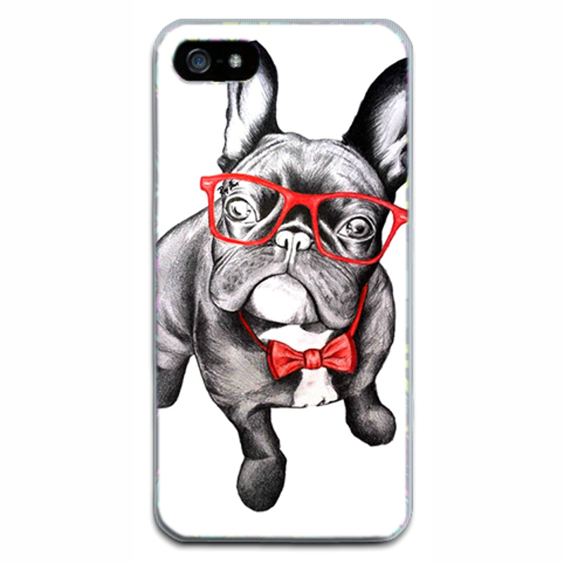 HTB1ZCFURpXXXXaQXpXXq6xXFXXXw - Dog Cute Animal Soft TPU Cases For Iphone 5 5S SE Cover Phone Bags Silicon Thin PTC PTC 197