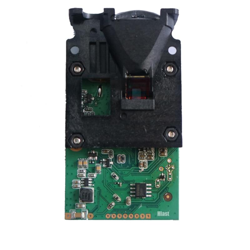 100M Laser ranging module digital sensors Distance Measuring serial port USB to RS232 TTL signal