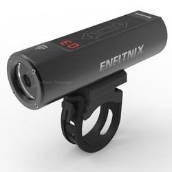 Nowy rower górski Enfitnix Navi600 rower górski inteligentny reflektor latarka Xlite100 podświetlenie USB ładowanie światła tylnego w Oświetlenie rowerowe od Sport i rozrywka na