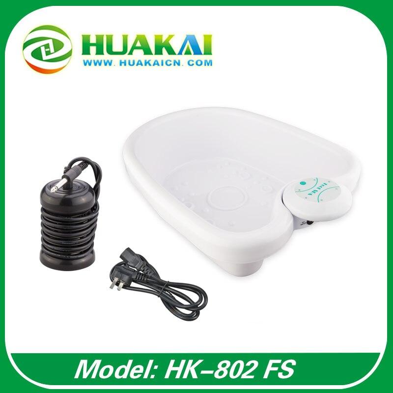 Ionic Detox Foot Spa Machine For Foot Bath HK-802FS