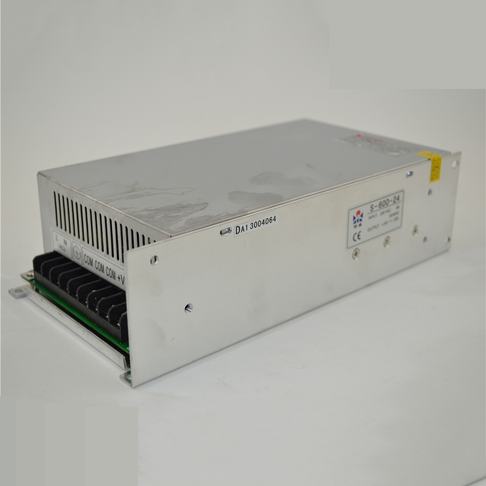 ac to dc 600W 27v converter Input 110v 220V variabIe voItage reguIator S-600-27 Ied driver source swtching pwer supIy voIt ac to dc direct quaiity watts 480w 48v 10a dr 480 48 draii singie output ce ied driver source swtching pwer supiy voit