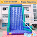 Sea Shipping 5x4x9m Cheap Price Inflatable Sport Game Rock Climbing Wall