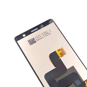 """Image 5 - 100% Được Kiểm Tra 5.0 """"Inch Màn Hình Hiển Thị LCD Bộ Số Hóa Màn Hình Cảm Ứng Cho Sony Xperia XZ2 Nhỏ Gọn Màn Hình LCD Linh Kiện Thay Thế Cho Sony XZ2 Mini Màn Hình LCD"""