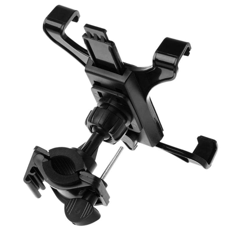 Bicycle Mini Tablet Holder Universal Adjustable Mount Bike Bracket For 7in-11in