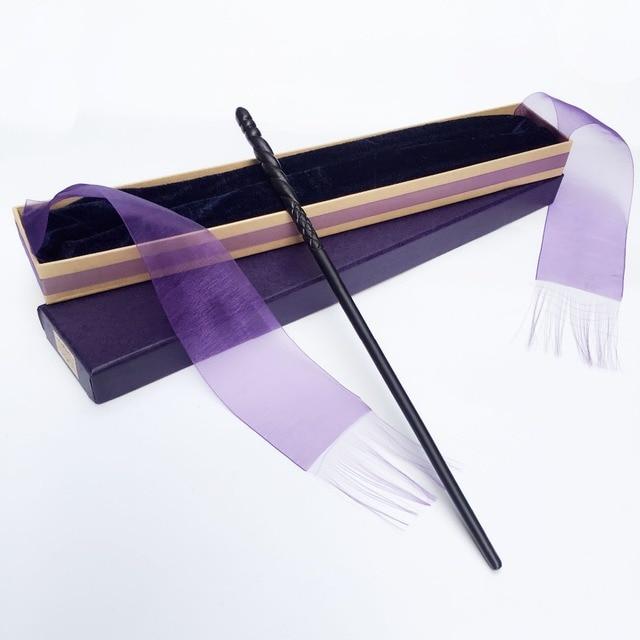 New Mental Core  magic stick HP Magical wand Ginny Weasley Non-luminous wand Free shipping