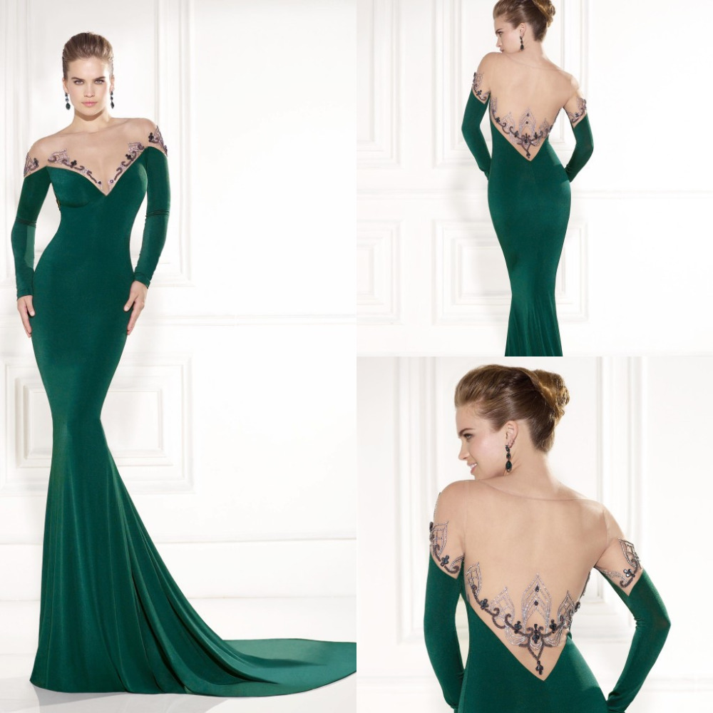 Collection Backless Evening Dresses Pictures - Reikian