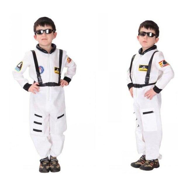Tienda Online Niños astronauta Cosplay trajes para Niños Halloween ...