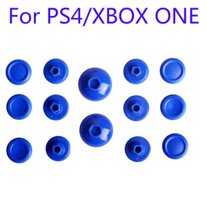 Image 5 - 14 in 1 Thumb çubuk Joystick Kap Sapları PS4 Denetleyici Siyah Perakende kutu ambalaj Ile XBOX ONE Için Analog joystick Sapları Kapaklar
