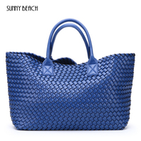 NEW Luxurious Woven handbag bales new tide hand shoulder large capacity brand Casual Tote bag Top Handle Bags shoulder bags