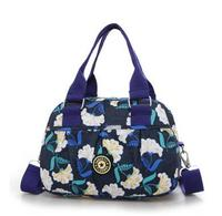 New Coming Women S Traveller Bags Hot Fashion Nylon Lady S Shopping ShoulderHandbag Fresh Carved One